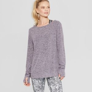 C9 by Champion Kong Sleeve Layering Top Sweater